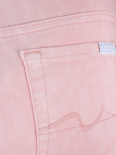 Calça Seven For All Mankind Guenevere Rosa