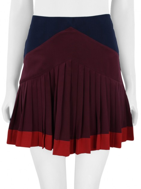 Saia Jill Stuart Collection Seda Tricolor