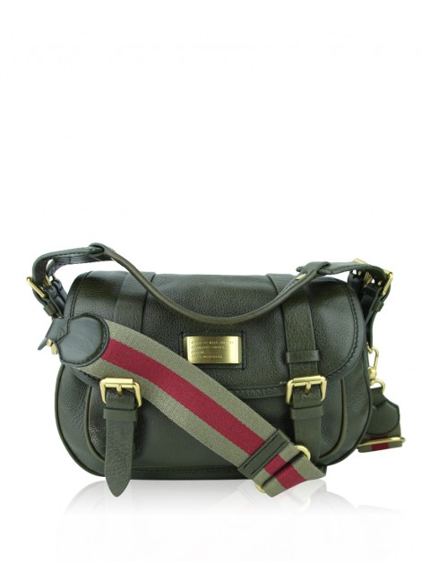 Bolsa Marc By Marc Jacobs Saddlery Sophie Tote Verde
