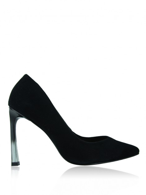 Sapato Animale Pointed Preto