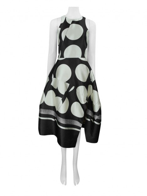 Vestido Stella McCartney Skater Estampado