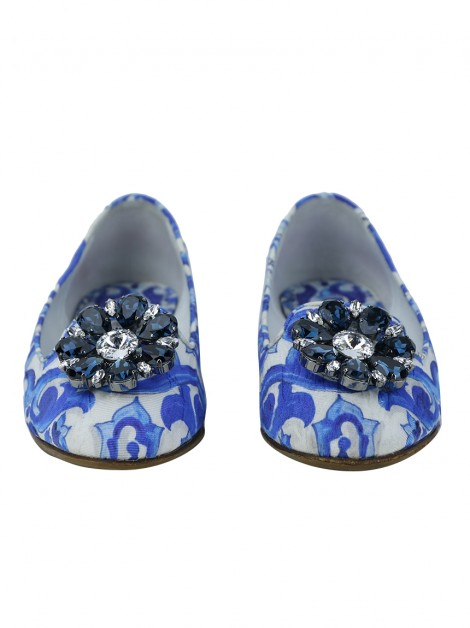 Slipper Dolce & Gabbana Vally Estampado