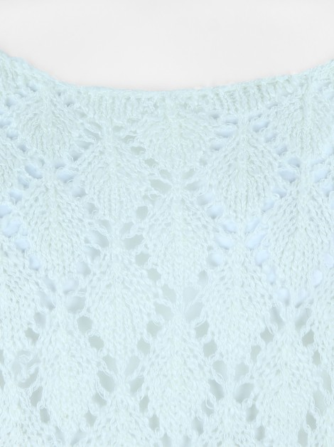 Blusa Ateen Tricot Off-White