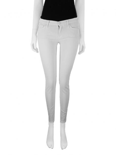 Calça Seven For All Mankind The Skinny Branca