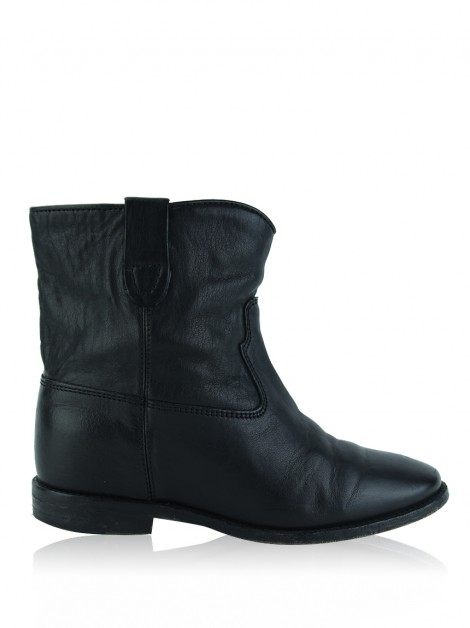 Ankle Boot Isabel Marant Étoile Cluster Preto
