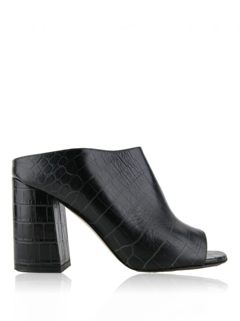 Sapato Givenchy Embossed Bicolor