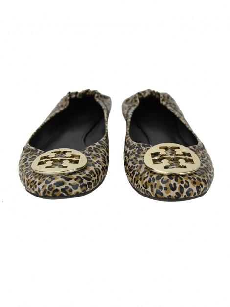 Sapatilha Tory Burch Reva Animal Print