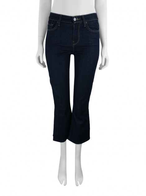 Calça Seven For All Mankind Boot Cut High-Waist Jeans