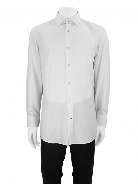 Camisa Banana Republic Tecido Off White