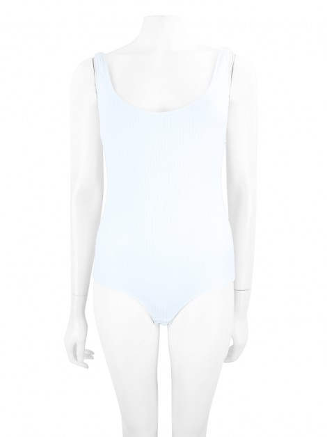 Body Cris Barros Ribana Off-White