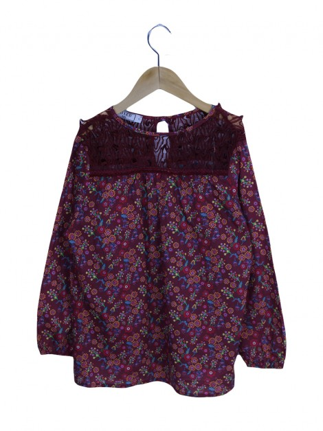 Blusa Mixed Kids Estampada Infantil