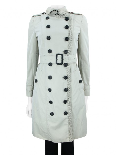 Casaco Burberry Trench Coat Bege