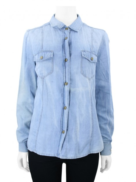 Camisa Seven For All Mankind Jeans