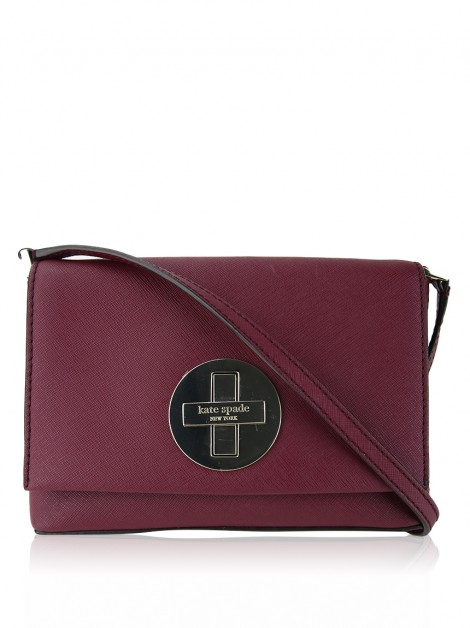Bolsa Kate Spade Newbury Lane Sally Vinho