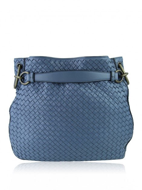 Bolsa Bottega Veneta Loop Medium Krim