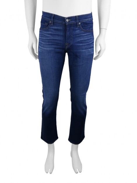 Calça Seven For All Mankind Jeans Azul Slimmy