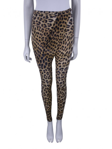 Calça Just Cavalli Saruel Animal Print