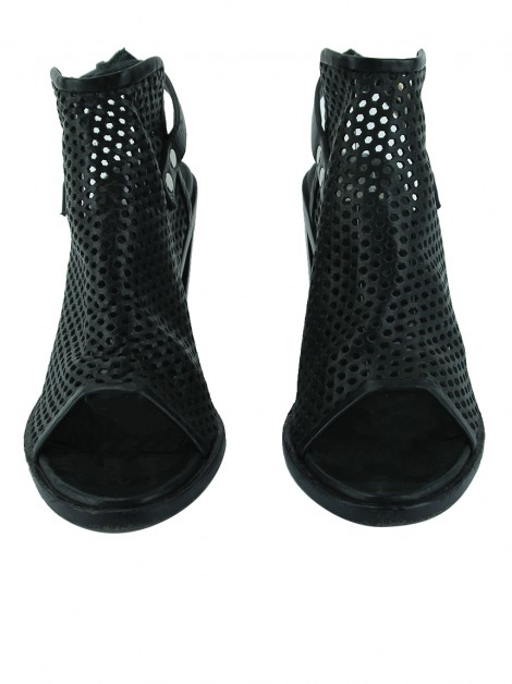 Sapato Rag & Bone Wyatt Perforated Preto