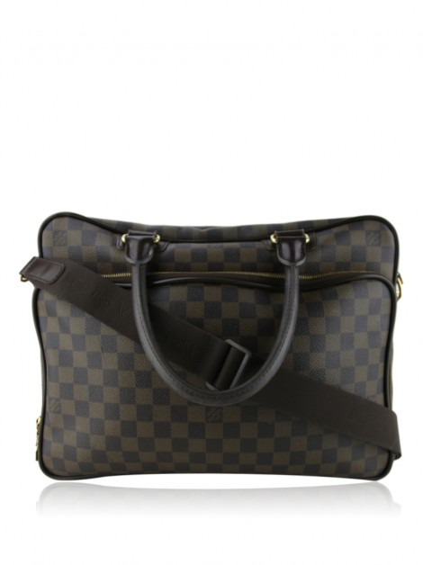 Bolsa Louis Vuitton Icare Business Canvas Damier Ebene