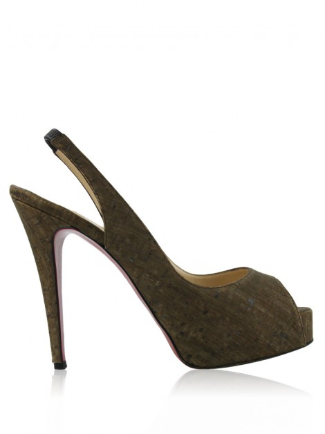 Sapato Christian Louboutin No Prive 120MM