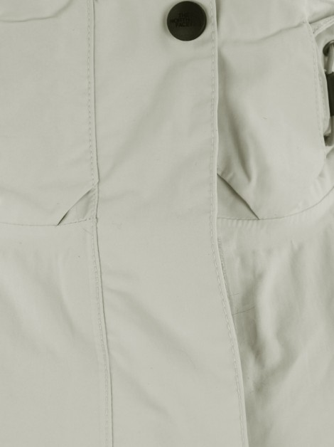 Casaco The North Face HyVent Off White