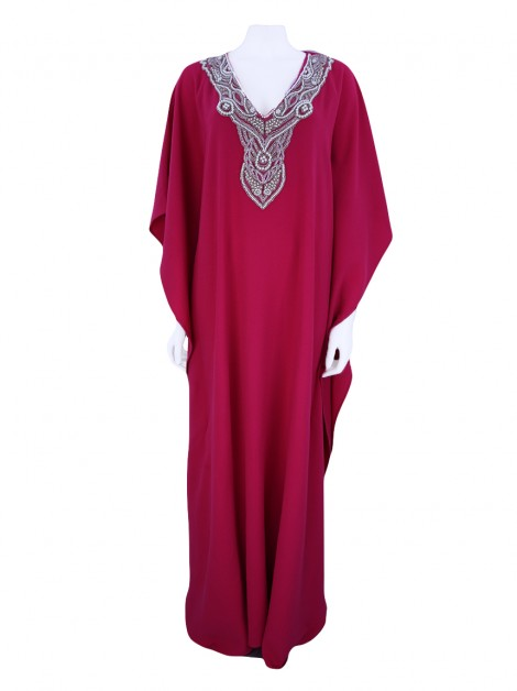Kaftan Candy by Candy Brown Lucinha Pink