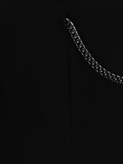 Macacão Stella Mccartney Chain Preto