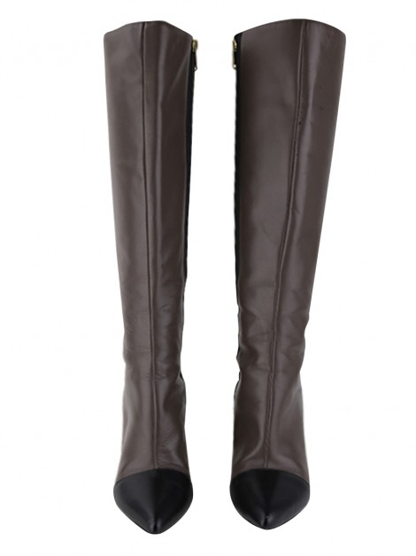 Bota Marc By Marc Jacobs Couro Marrom