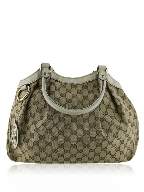 Bolsa Gucci Sukey Monogram Medium
