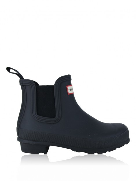 Bota Hunter Chelsea Preto