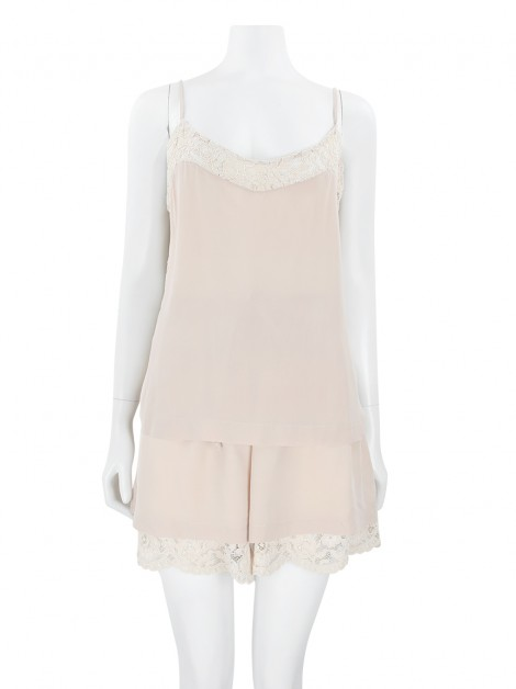 Conjunto Carol Bassi Sleep Wear Rosa