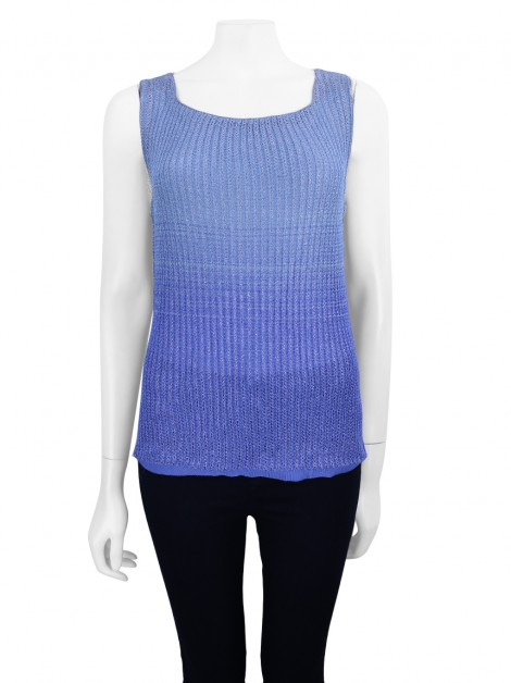 Blusa Missoni Tricot Degradê