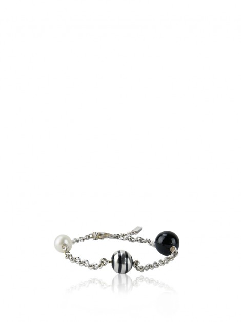 Pulseira Montblanc Pearl and Onyx