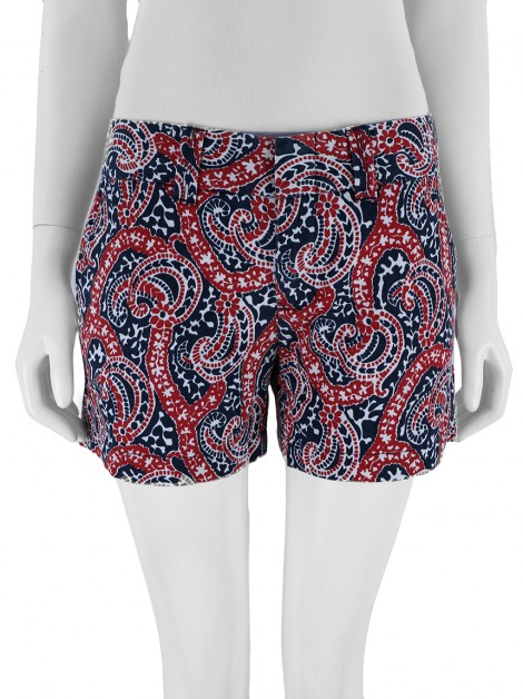 Short Tommy Hilfiger Curto Estampado