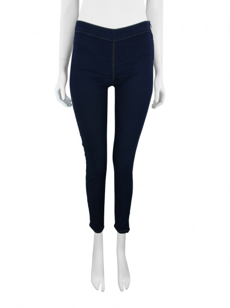 Legging Prada Denim Feminina