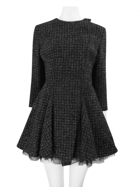 Vestido Christian Dior Tweed PB