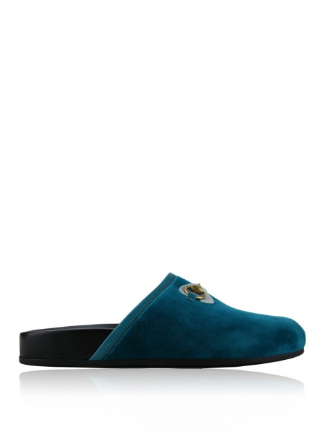 Sapato Gucci Softy Malaga Kid Slippers