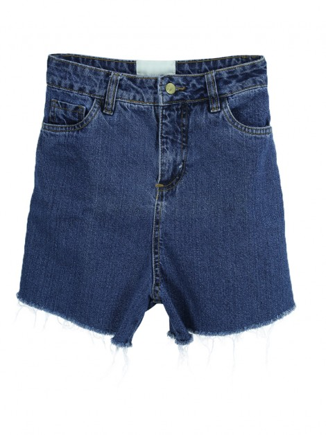 Shorts Framed Mini Jeans