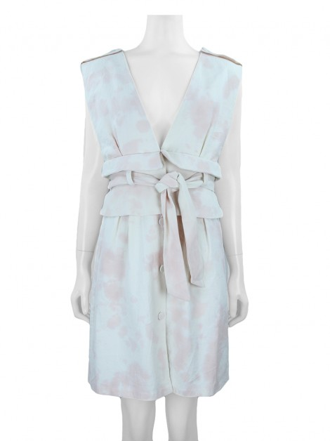 Vestido Lilly Sarti Sayur Bubble Gum