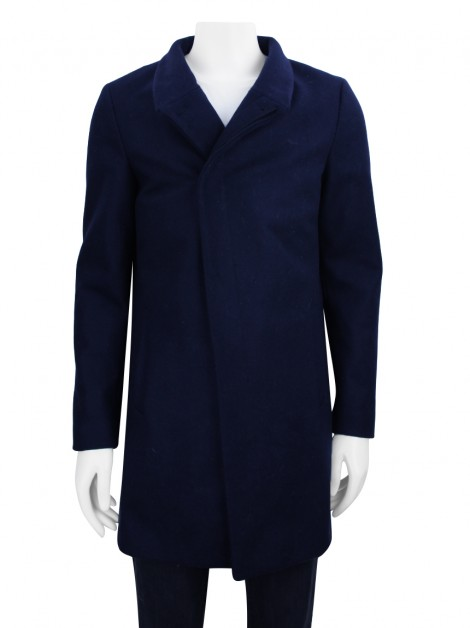 Casaco All Saints Wool Azul