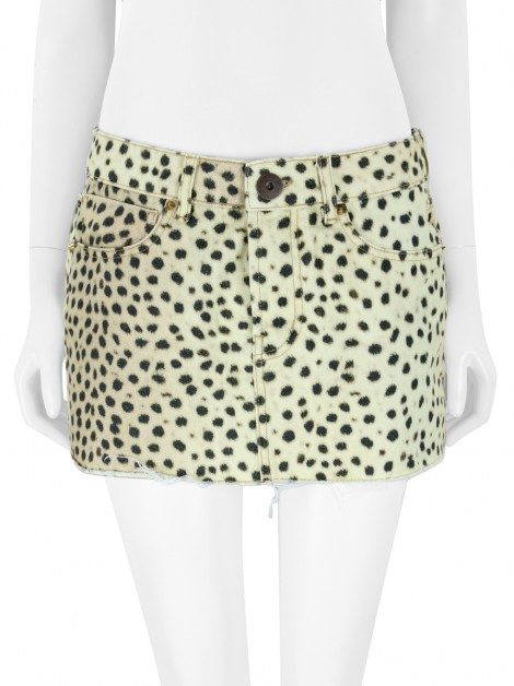 Saia Animale Mini Animal Print
