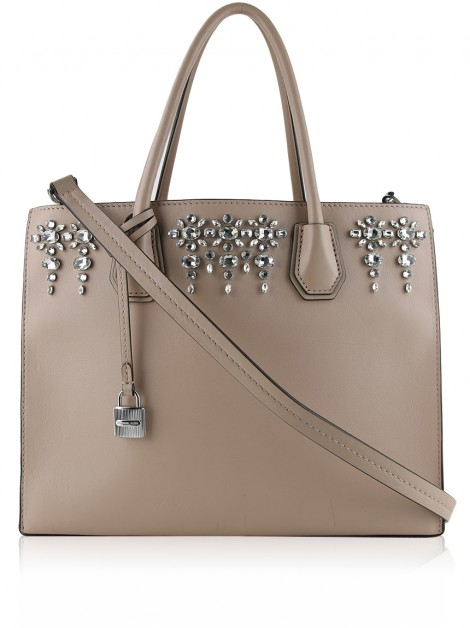 Bolsa Michael Kors Mercer Jewelled