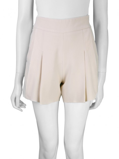 Shorts NK Store Curto Nude