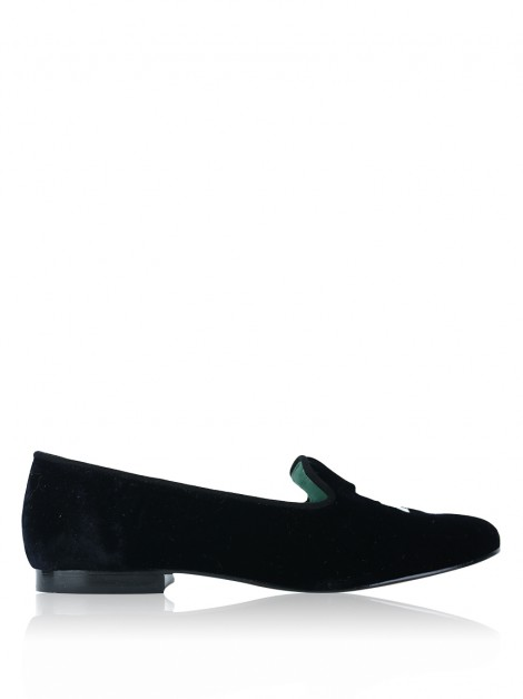 Loafer Blue Bird Boss Preto