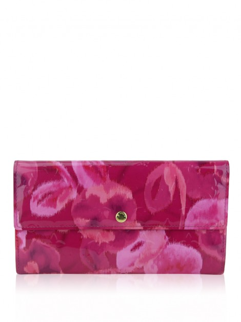 Carteira Louis Vuitton Vernis Ikat Sarah Rose Indien