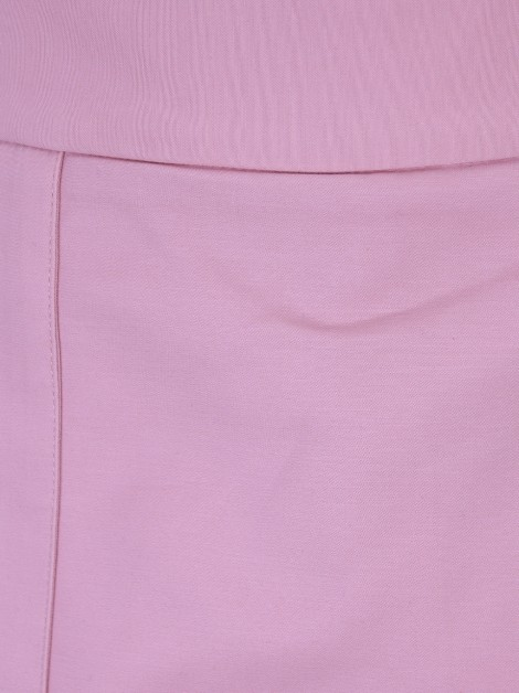 Shorts Saia Giulianna Romanno Mini Rosa