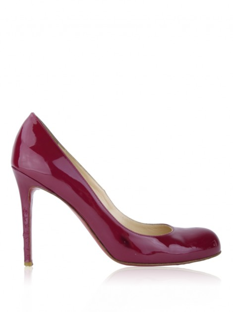 Sapato Christian Louboutin Simple Pump Magenta