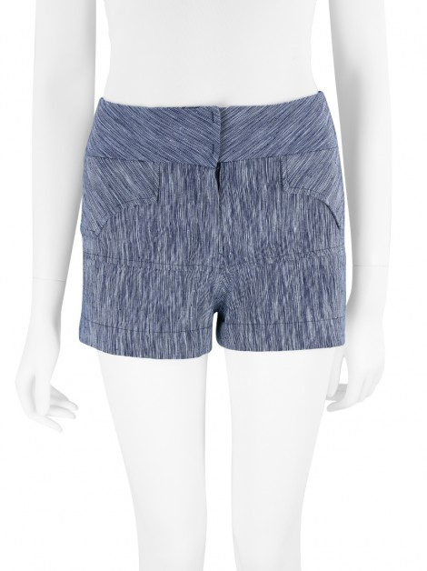Shorts Mixed Curto Bicolor