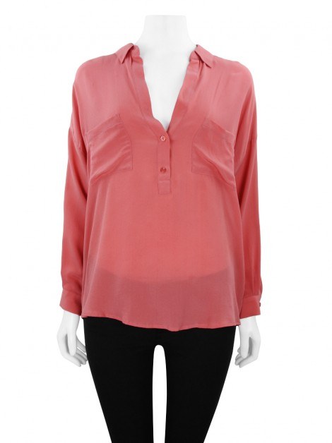 Camisa Ateen Coral