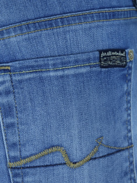 Short Seven For All Mankind Justa Jeans